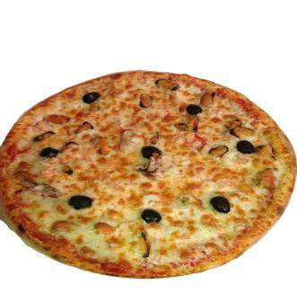 Pizza océane